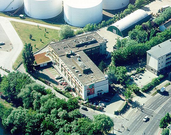 Der Firmensitz in Berlin